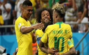 Brazil 2-0 Costa Rica: The Five times WC Champions Seal the Victory with the late Winners from Coutinho and Neymar