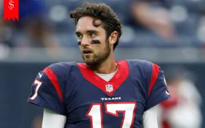 Brock Osweiler's Earning and Salary: His Overall Endorsement and Net Worth