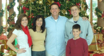 Chris Foerster 's Life with Wife Michelle Massey and Children. How is His Professional Career?