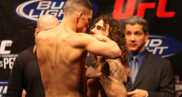 Clay Guida Takes His Hands Out of Pressing Assault Charges Against Nate Diaz