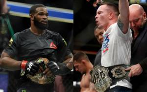 Colby Covington Calls Out Tyron Woodley Following the UFC 228 Main Event