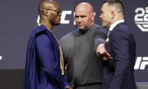 Colby Covington threatens Kamaru Usman: He's the CNN of the UFC. I'm seriously going to leave that dude f—king crippled.