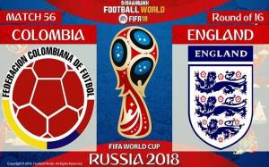 Colombia vs England World Cup 2018: Kickoffs, broadcasting, lineups, predictions and betting odds