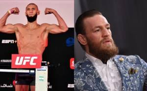 "Conor McGregor's ""I accept"" tweet was response to Khamzat Chimaev call-out, Dana White Claims"