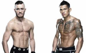 Conor McGregor Congratulates Anthony Pettis After Pettis Finished Stephen Thompson With A Superman Punch, Hints a Knock With Showtime