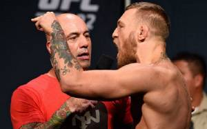 Conor McGregor Criticizes Joe Rogan's Commentary; 'I bet he likes it when he wins', Rogan responds