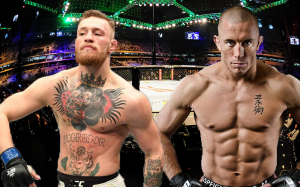 Dana White on Possibility of Georges St-Pierre Vs Conor McGregor. Says,