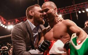 Conor McGregor on Artem Lobov's Bare Knuckle loss to Jason Knight