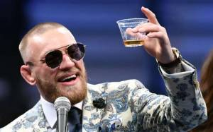 Conor McGregor's Irish whiskey reportedly worth $234.9m / €200m