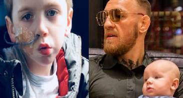 Conor McGregor's Persona Shifts Again, Conor McGregor Donates To Sick Child's GoFundMe Account
