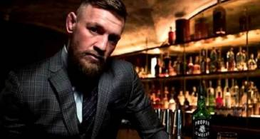 Conor McGregor secretly met his alleged pub clash victim in a taxi, minutes after hitting him