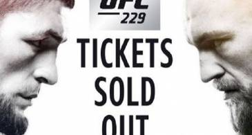Conor McGregor Vs. Khabib Nurmagomedov Fight Has Sold Over 2.6 million PPV buys at $25.99/ per sales; Conor McGregor Might Make Over $50 million From UFC 229