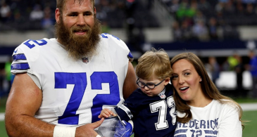 Cowboys center Travis Frederick Diagnosed with Guillain-Barré Syndrome