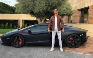 Cristiano Ronaldo becomes First Footballer to Join the Billionaire Club