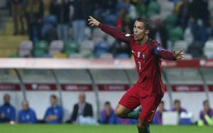 Cristiano Ronaldo netted first goal in Penalty After He Was Caught In A Foul inside D Area