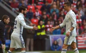 Cristiano Ronaldo Reportedly Wants Isco to be Benched for the UCL Final
