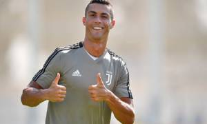 Cristiano Ronaldo to Make his Serie A Debut for Juventus guarded by ANTI-TERROR police