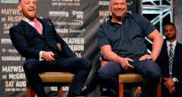 "Dana White breaks his silence on McGregor's sexual assault investigation: ""I know zero about that"""