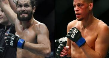 Dana White reveals there's been no talks for Nate Diaz-Jorge Masvidal bout