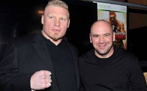 Dana White on Brock Lesnar Retirement,