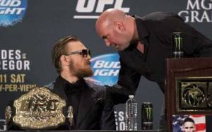 Dana White Responds to Conor McGregor Retirement Plan: