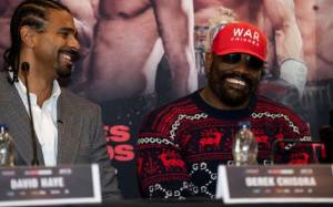Derek Chisora Still Hurting After Dillian Whyte Defeat, But the 35-year-old Has No Plans on Retiring: Trainer Don Charles