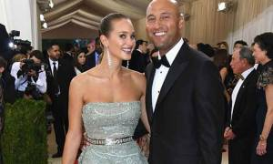 Derek Jeter Is In a Married Relationship With Hannah Jeter and Shares a Kid Together