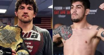 Dillon Danis Challenged Ben Askren in a Grappling Match with Series of Instagram and Twitter Posts