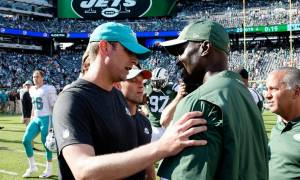 Does Jets Picking Policy  Say Pick Him If You Can't Beat Him? Adam Gase Hired as Jets New Head Coach