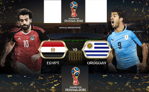 Egypt Vs. Uruguay, kick off time, betting odds, possible line up, Players to Watch, along with the result