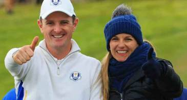 English Professional Golfer Justin Rose is Married to Kate Phillips Since 2006; Has Two Children