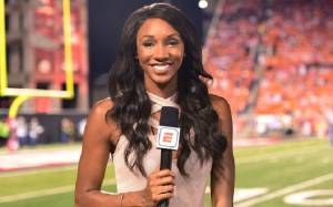 ESPN's Maria Taylor Hits back To Radio Host for Sexist Outfit Comment