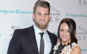Famous For His Haircut American Baseball Right Fielder Bryce Harper Was Married to Kayla Varner, Now Dating Anyone as a Girlfriend?