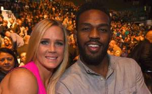 Fan Question: Are Jon Jones And Holly Holmes A Couple? What's Going On?
