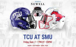 Football Updates: TCU Beats SMU;  First Quarter Without Points But Dealt With 42-12 Win