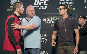 Former UFC Interim Lightweight Champ Eddie Alvarez believes Tony Ferguson has the 'best chance' to defeat Khabib Nurmagomedov