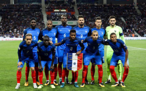 France National Team 2018 FIFA World Cup