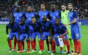 France Final Squad for the 2018 FIFA World Cup 2018 Russia; Dimitri Payet, Anthony Martial and Alexandre Lacazette Left Out