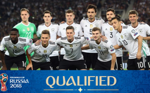 Germany National Team 2018 FIFA World Cup