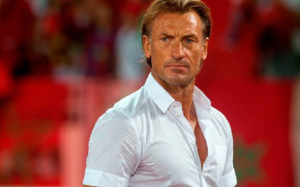 Herve Renard Trying to make Ronaldo less exceptional in Morocco Vs Portugal's Game