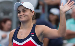 Hometown Hero Ashleigh Barty Ready To Shine At The Australian Open