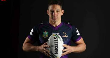 How Much is Billy Slater's Net Worth? Know about his Salary, Career and Awards