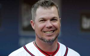 How Much is Chipper Jones' Net Worth? Know about his Salary, Career and Awards