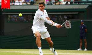 How much is Milos Raonic's Net worth? Know about his Career, Earnings and Awards