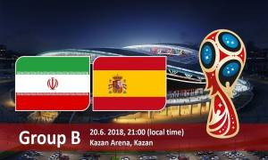 Iran Vs Spain: Kick-off time, Venue, Channel, Possible Lineup, Players to Watch, Predictions & Betting Odds
