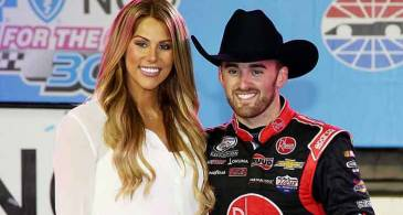 Car Racer Austin Dillon Is Married To Wife Whitney Dillon, How's Their Relationship? Past Affairs