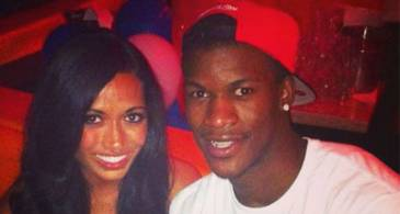 Know About Jimmy Butler and His Girlfriend Charmaine Piula's relationship; Are they Married?