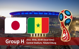 Japan vs Senegal: World Cup 2018 prediction, odds, kick-offs, Possible Line-ups, History and Coverage