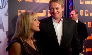 Jon Gruden Is Living Happily With His Wife Cindy Gruden, Do They Have Any Children?
