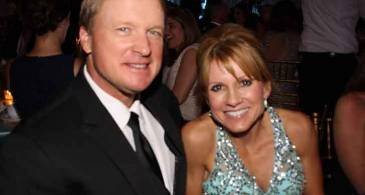 Jon Gruden's Life With His Wife Cindy Gruden And Children; Their Love Story Is Indeed Adorable